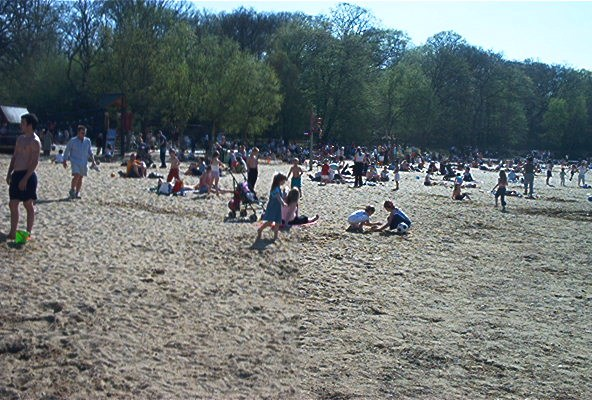 Old pictures taken around Ruislip Lido
